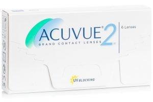 Acuvue 2 - Rezension (6 Linsen)