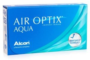 Air Optix Aqua REZENSION (6 Linsen)