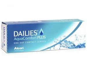 Dailies AquaComfort Plus (30 Linsen) REZENSION