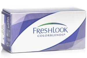 FreshLook ColorBlends (2 Linsen) nicht dioptrisch - REZENSION