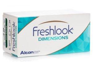 FreshLook dimensions REZENSION (6 Linsen)