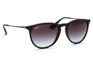 Herren-Sonnenbrille Ray-Ban Sonnenbrille Erika RB 4171 622 / 8G 54 REZENSION