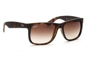 Damen Ray-Ban Sonnenbrille Justin RB 4165 710 - REZENSION