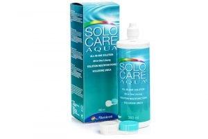 Solocare Aqua 360 ml mit Etui - REZENSION