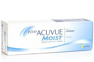 1-DAY Acuvue Moist (30 lenses)