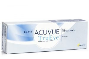 1-DAY Acuvue TruEye (30 lenses)