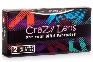 ColourVUE Crazy Lens (2 lenses) – not dioptric