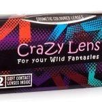 ColourVUE Crazy Lens (2 lenses) – not dioptric